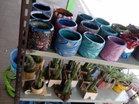 Planteras super resistentes