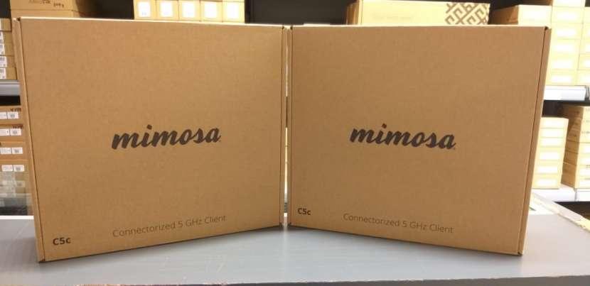 Radio Mimosa C5C 5GHZ 20DBI 2X2 - 1