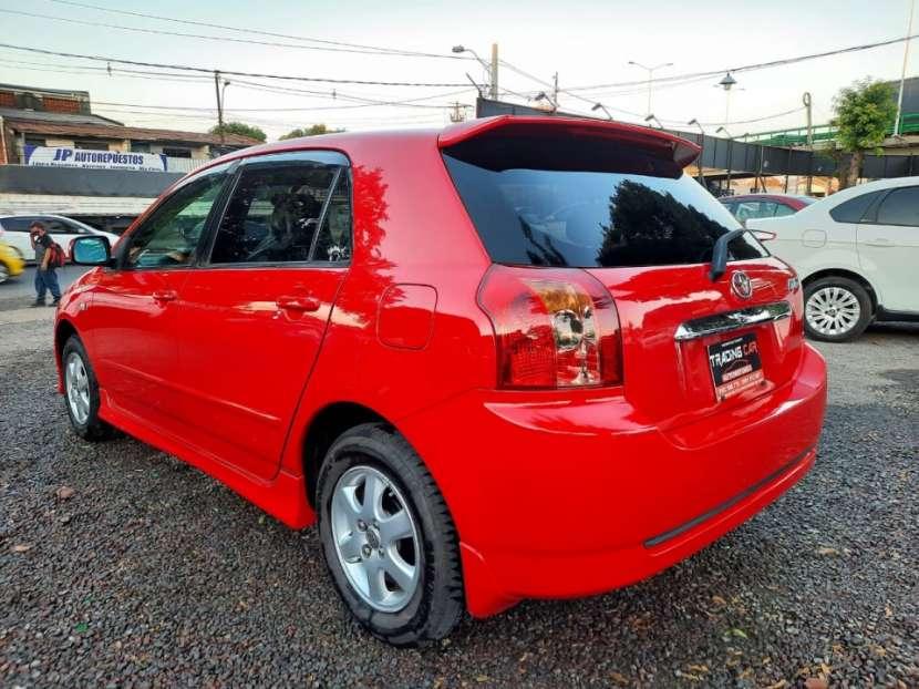 Toyota Runx 2005 - 4