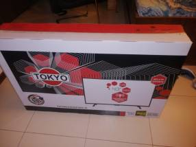 TV LED Tokyo Curvo de 43 pulgadas FHD