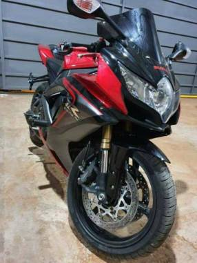 Moto Suzuki GSXR 600 R Impecable