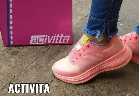 Calzados para damas Actvitta Moleca Vizzano - 4