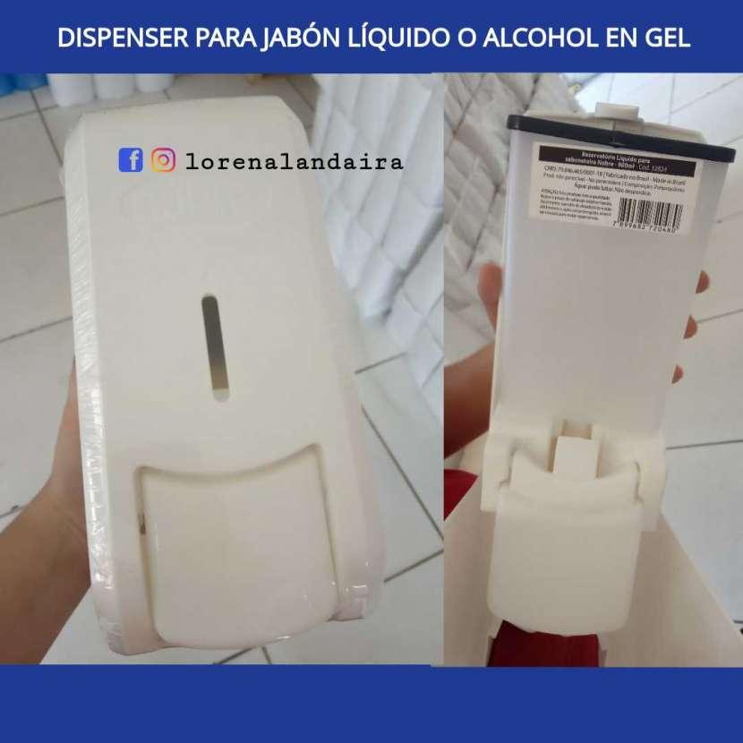 Dispenser para jabón líquido - 0