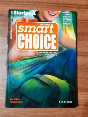Libro Smart Choice para P1