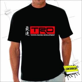 Remera Toyota TRD