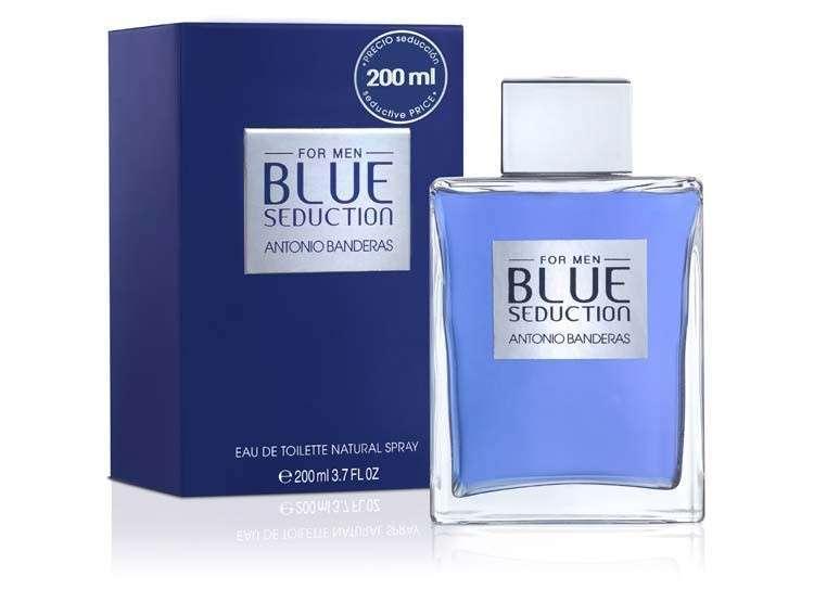 Perfume Blue Seduction 200 ml - 0
