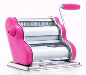 Máquina para pasta casera Pastalinda clásica fucsia
