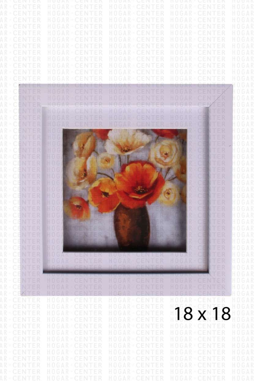 Cuadro decorativo 18x18 cm - 0