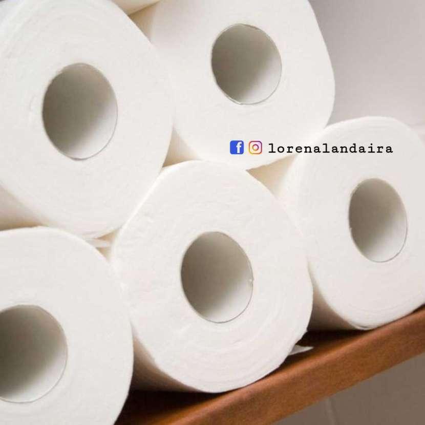 Papel higiénico hogar premium - 0