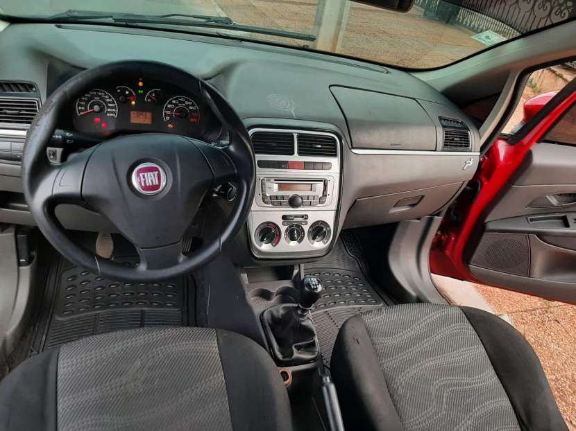 Fiat Punto 2012 - 4