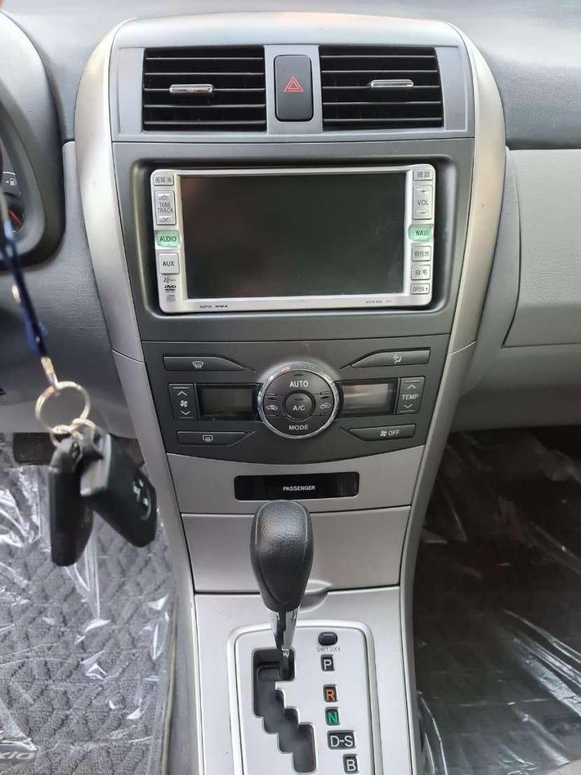 Toyota Axio G 2007 - 4