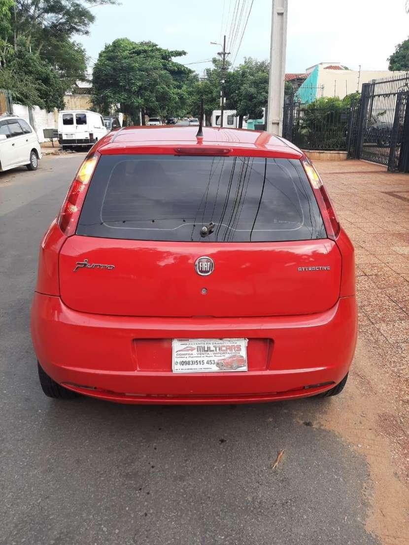 Fiat Punto 2012 - 6