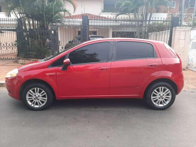Fiat Punto 2012 - 8