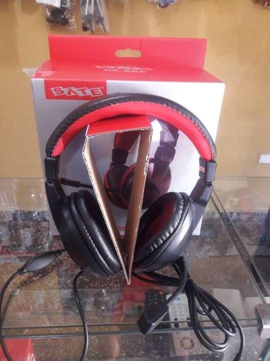 Auricular Gaming Sate AE - 265 - 1