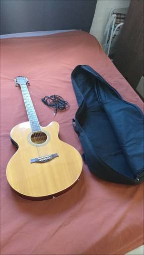 Guitarra Electroacústica Sentchordi Edición Limitada