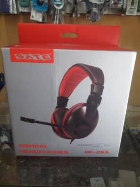 Auricular Gaming Sate AE - 265