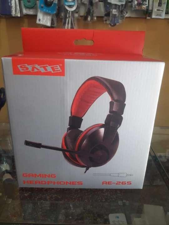 Auricular Gaming Sate AE - 265 - 0