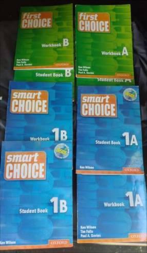 Libros de Inglés para CCPA