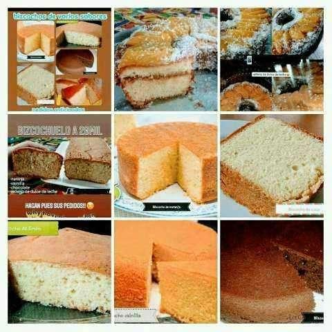 Bizcochos tortas y budines - 0