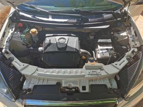 Fiat Grand Siena Sublime motor 1.6 flex mecánico - 3