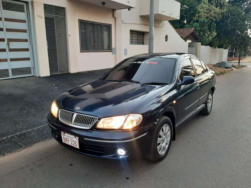Nissan sylphy 2002 - 0