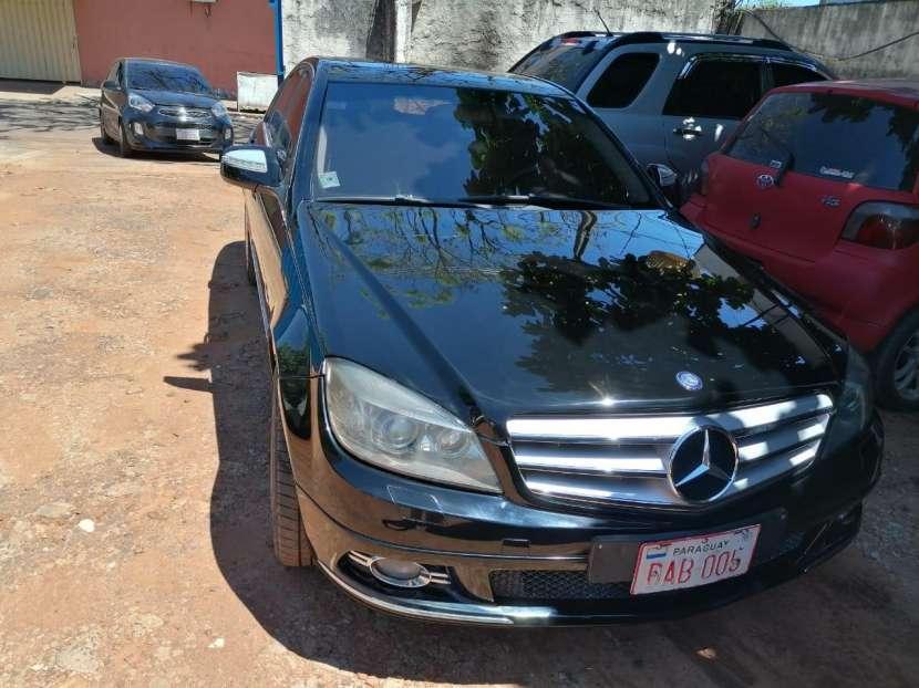 Mercedes Benz C320 CDI 2008 - 1