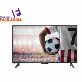 "Televisor de 50"" Tokyo Led + Smart Tv Bok 4 K + soporte"