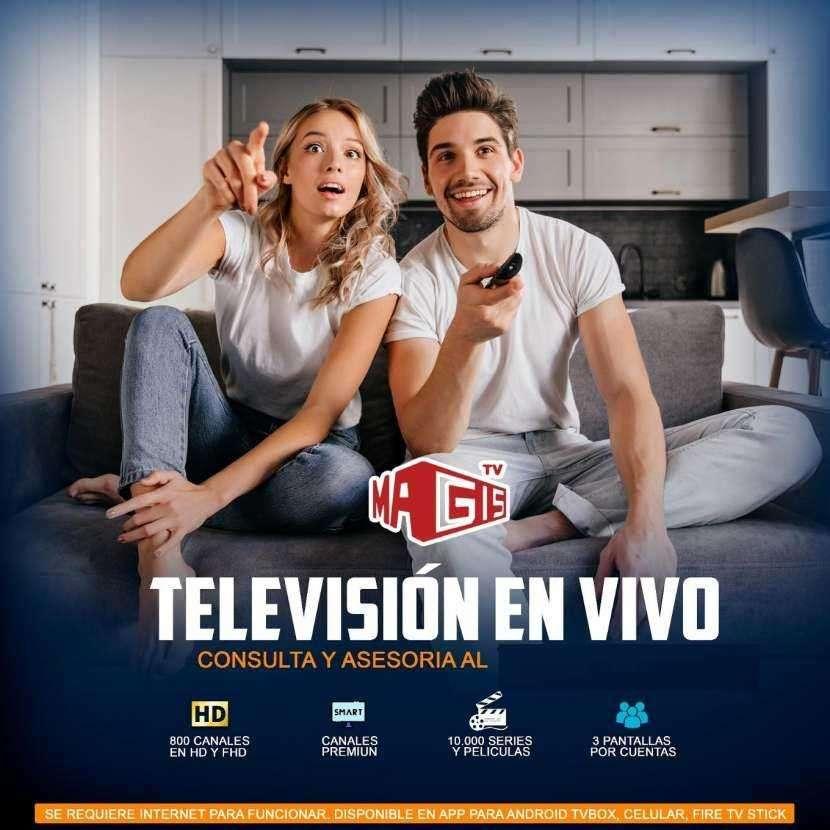 Magis Tv - 0