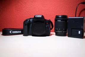 Cámara fotográfica Canon Rebel T6i
