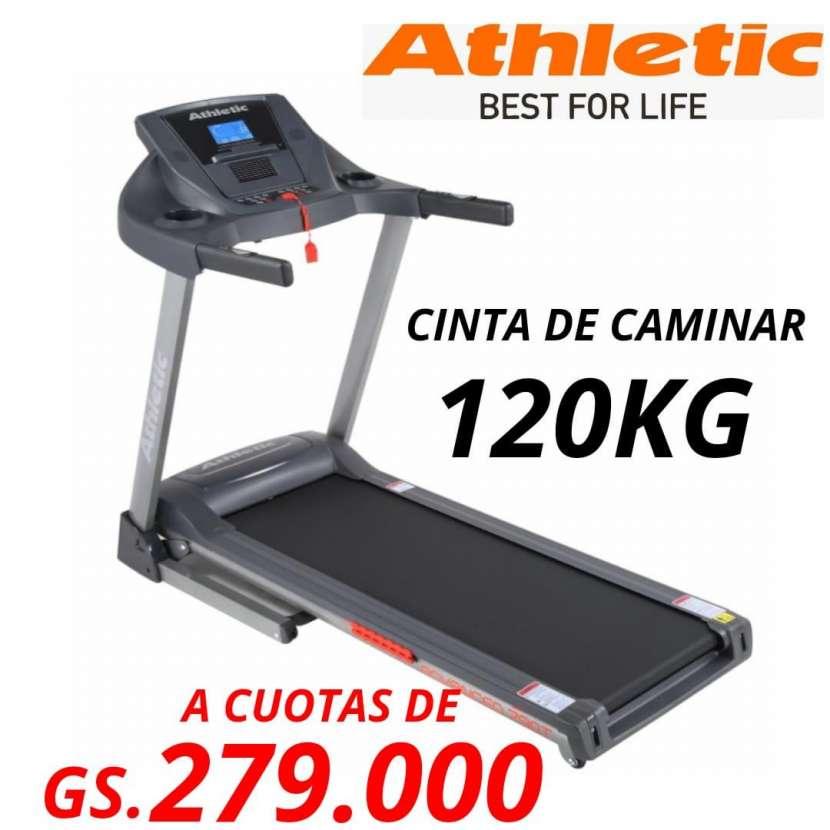 Cinta de caminar Athletic 510T - 0