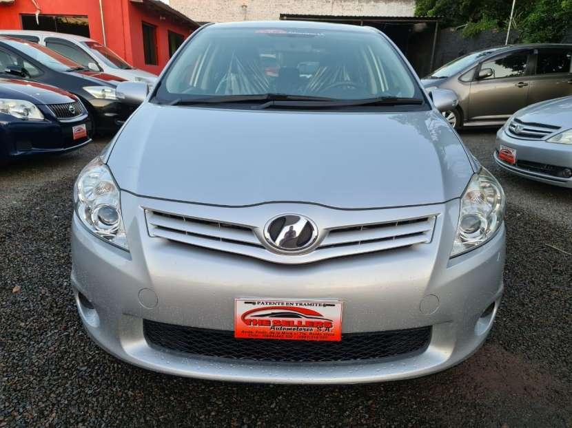 Toyota Auris 2010 - 1