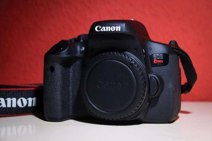 Cámara fotográfica Canon Rebel T6i - 1