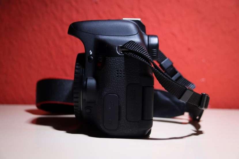 Cámara fotográfica Canon Rebel T6i - 2