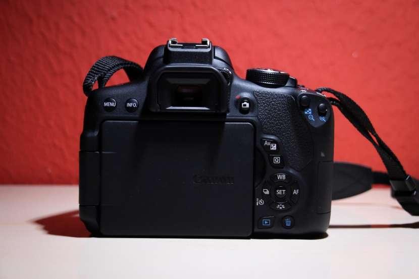 Cámara fotográfica Canon Rebel T6i - 3