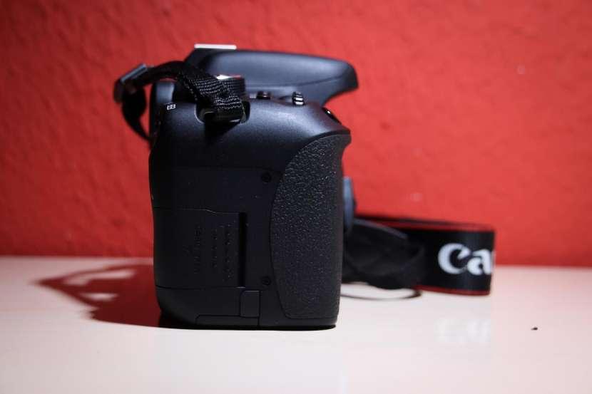 Cámara fotográfica Canon Rebel T6i - 5