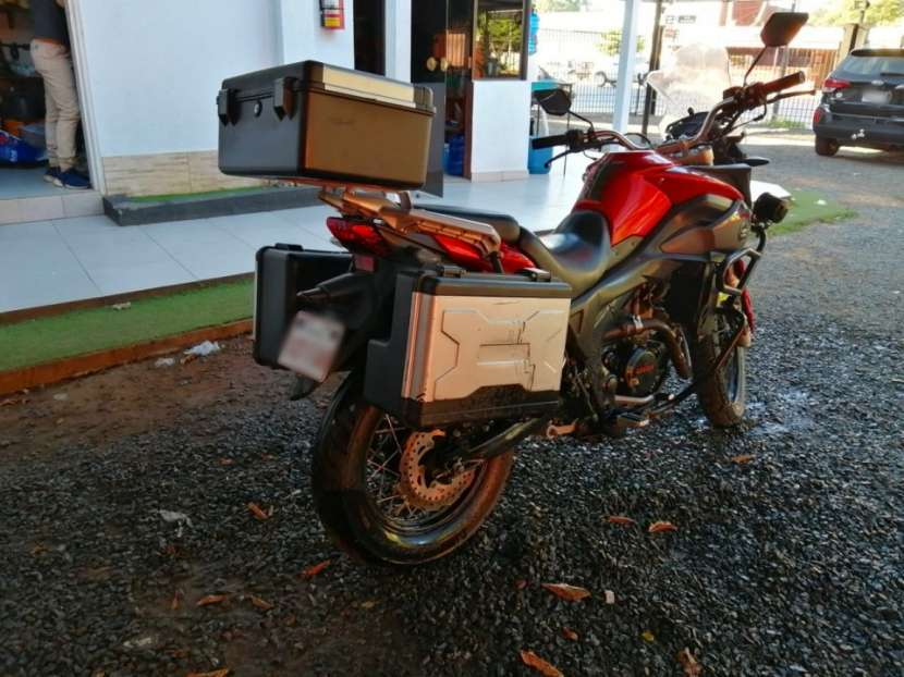 Moto Kenton Canyon 250 2015 - 1