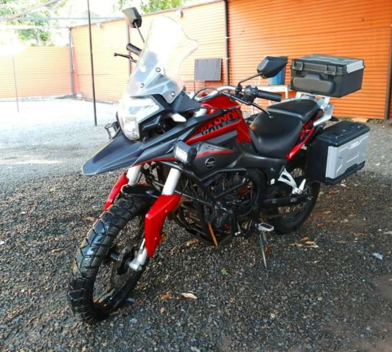 Moto Kenton Canyon 250 2015 - 0