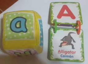 Flash Cards en Inglés