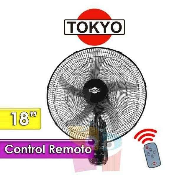 Ventilador de pared Tokyo 18 pulgadas Vetop18C - 0