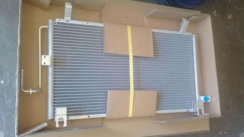Condensdor de Aire Acondicionado para Isuzu Dimax - 1