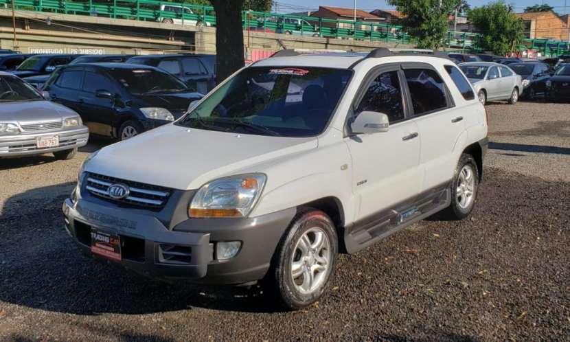 Kia Sportage 2005 - 3