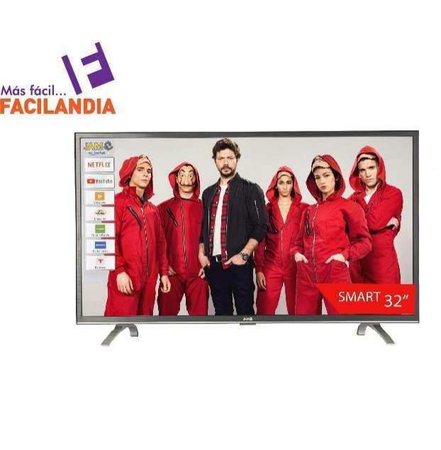 Televisor Jam 32 pulgadas Smart