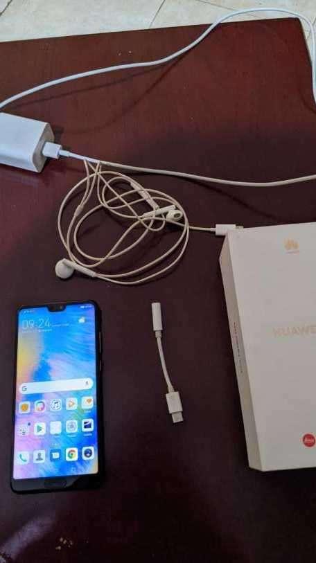 Huawei P20 - 0