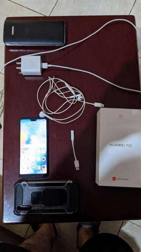 Huawei P20 - 1