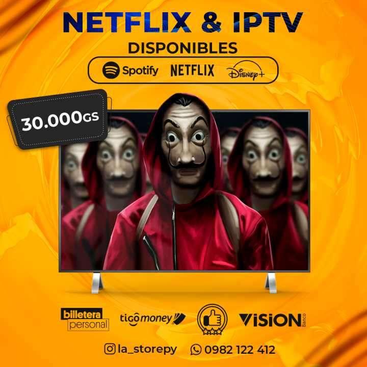 Netflix - 0