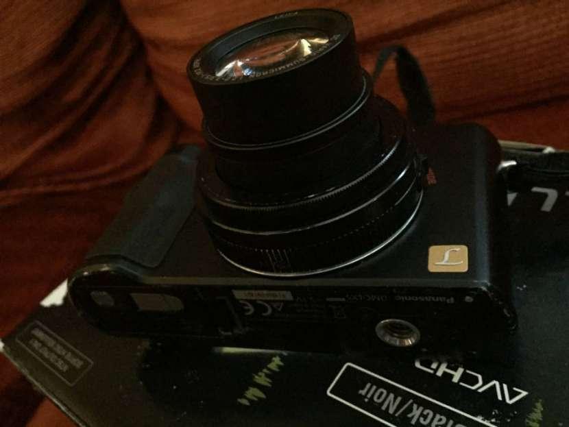 Cámara Panasonic Lumix DMC-LX5 usada - 5