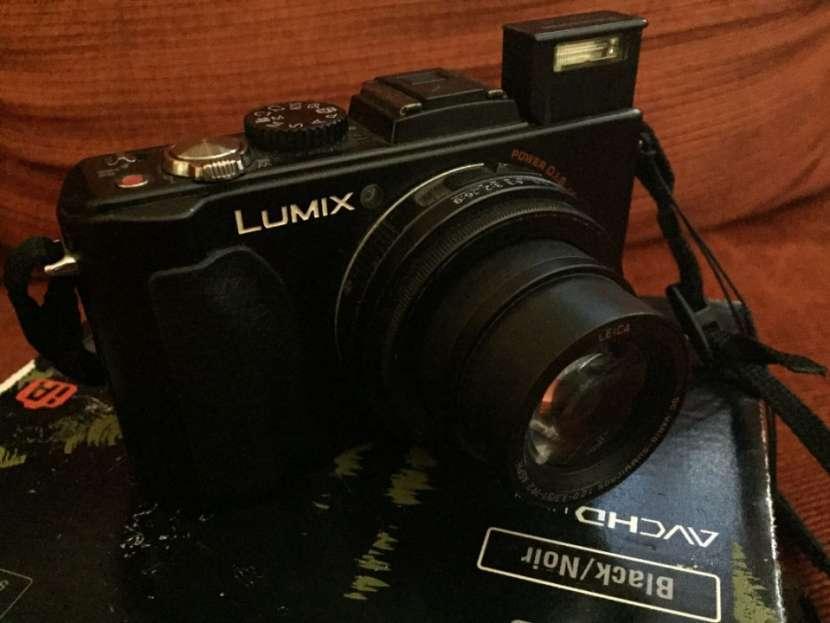 Cámara Panasonic Lumix DMC-LX5 usada - 0