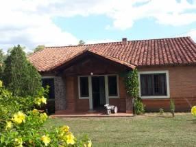 Casa con terreno en Caacupé