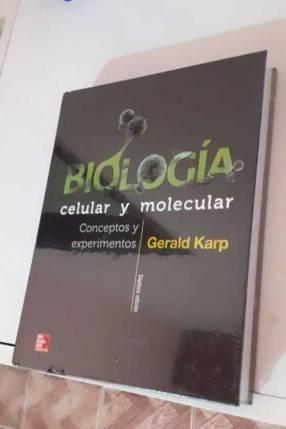 Libro de biologia Karp séptima edición