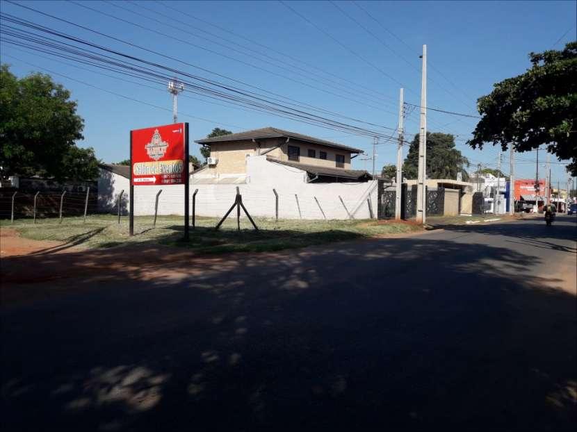 Terreno san miguel san lorenzo asfalto esquina - 0